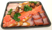 Smoked Seafood Platter - Medium